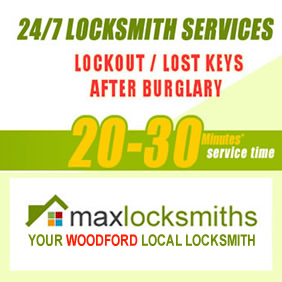 Woodford locksmiths