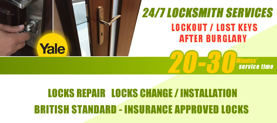 Woodford Green locksmith services